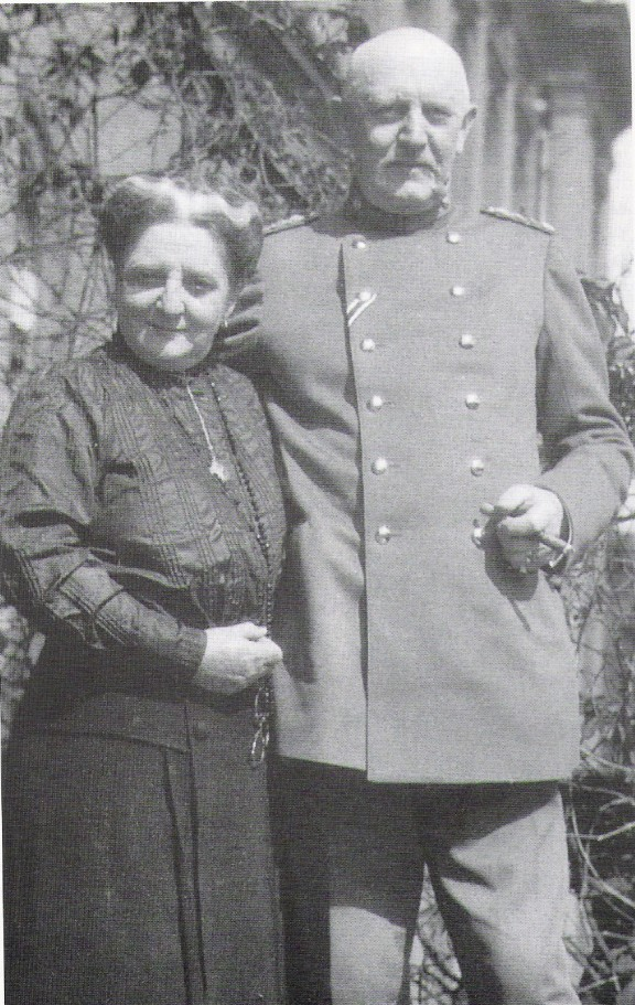 Helmuth & Eliza von Moltke
