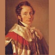 Warum der Engländer Lord Stanhope?